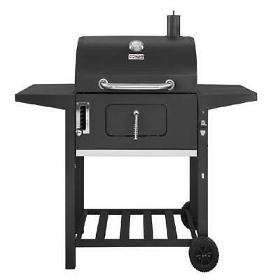 24 inch charcoal grill 598 sq inch