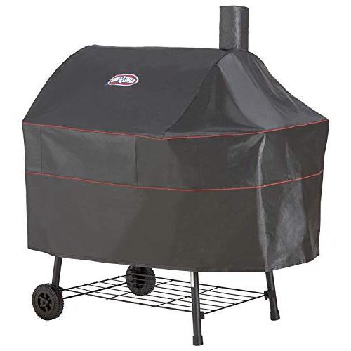 new black 30 barrel charcoal grill cover