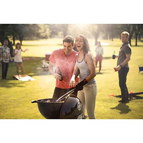Weber One-Touch Charcoal