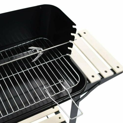 Outdoor Barbecue Meat Cooker