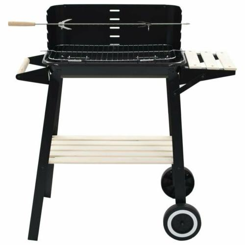 Outdoor BBQ Grill Barbecue Backyard Meat Cooker Smoker