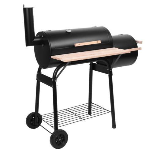 Zokop Outdoor Charcoal Barbecue Backyard