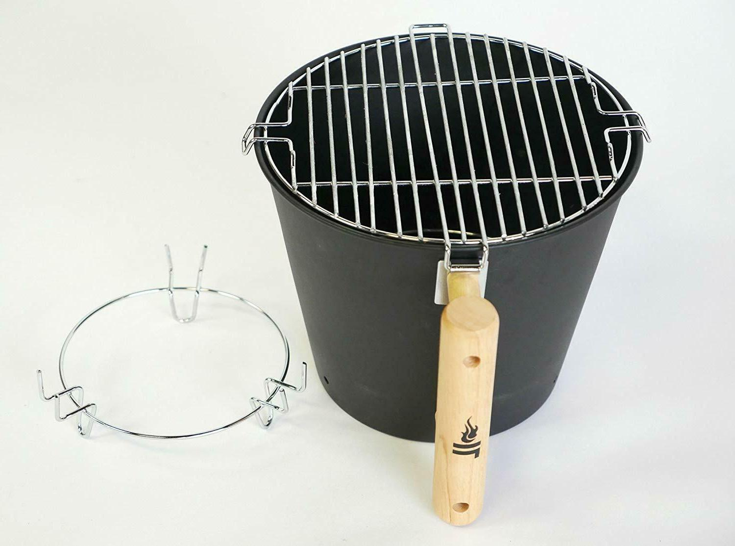 Outdoor Charcoal Grill For Cooking Grilling Grills