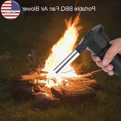 outdoor cooking bbq fan air blower