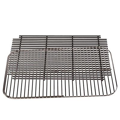 PK Grills PK 99010 Hinged Grid and Charcoal Grate, Nickel Pl
