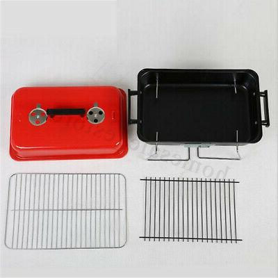 Portable Barbecue Grill BBQ Indoor Outdoor Cooking