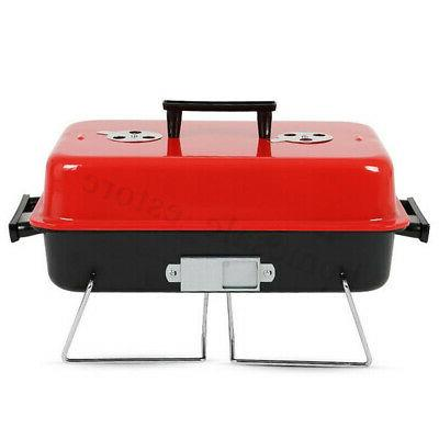 Portable BBQ Cooking
