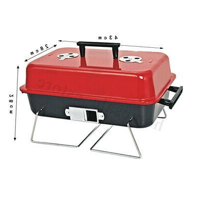 Portable Barbecue Charcoal Grill BBQ Cooking