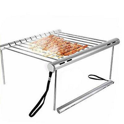 Portable Barbecue Backyard