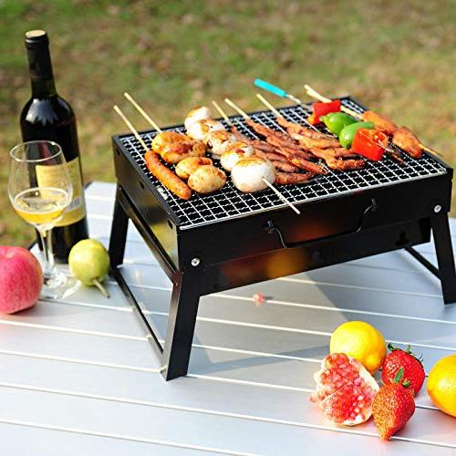 Portable Stove Cooking Charcoal Oven Kitchen,Dining Bar Barbecue & Supplies 1 X