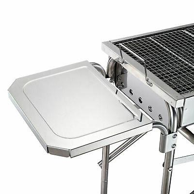 Portable BBQ Barbecue Charcoal