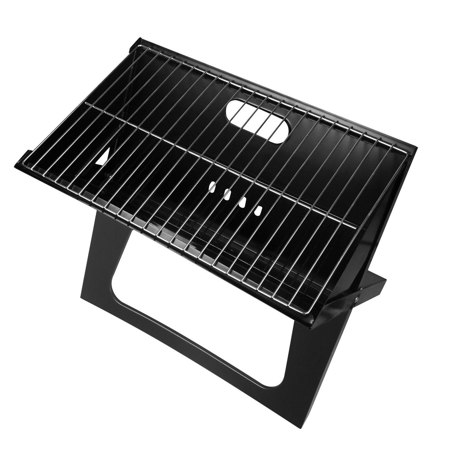 Portable Compact Charcoal BBQ Cooker
