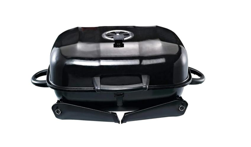 Outsunny Portable Outdoor Charcoal Foldable BBQ