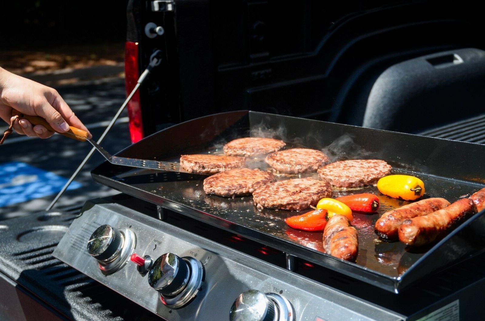 Royal Gourmet Portable 3-Burner Propane Griddle for