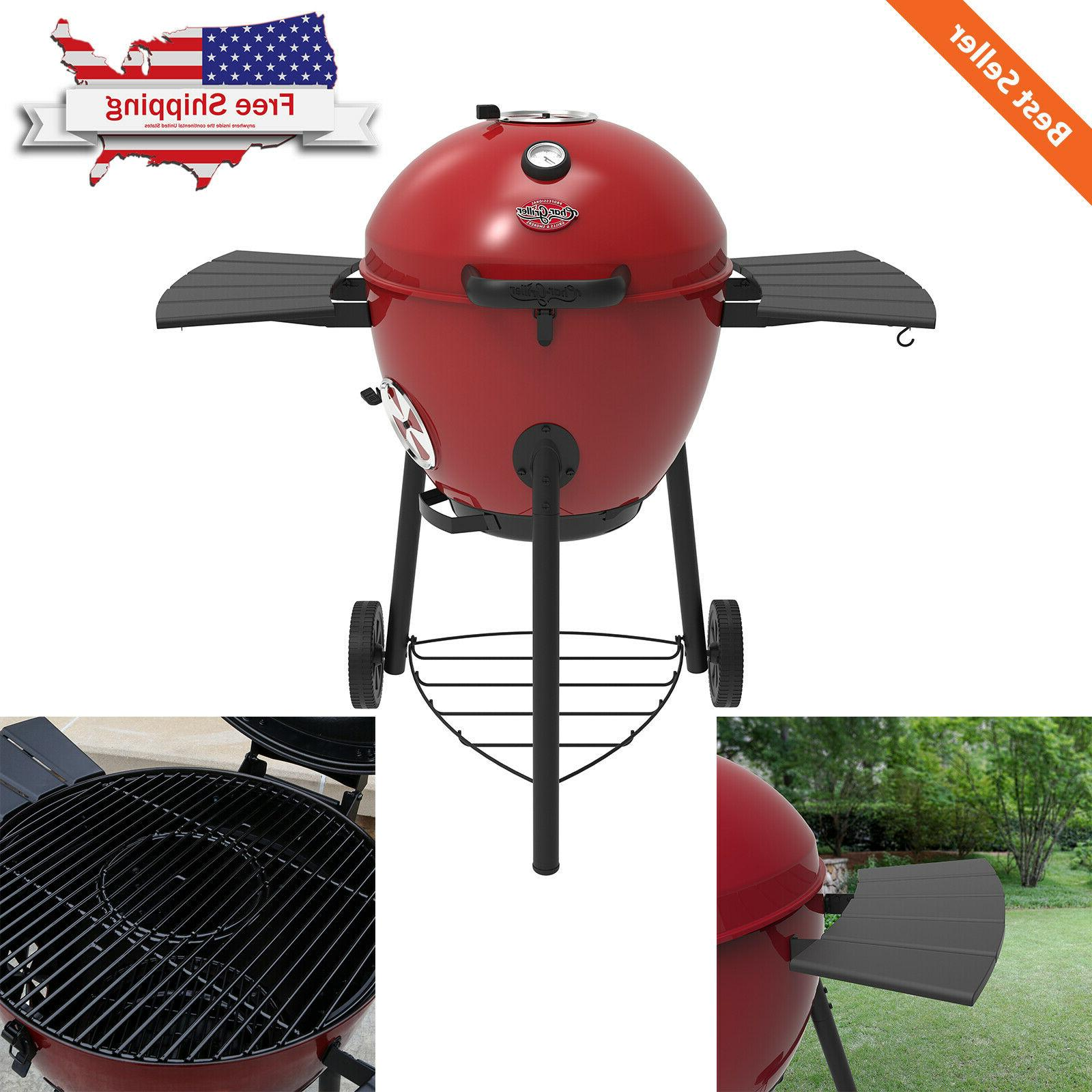 premium kettle charcoal grill outdoor mobile barbecue