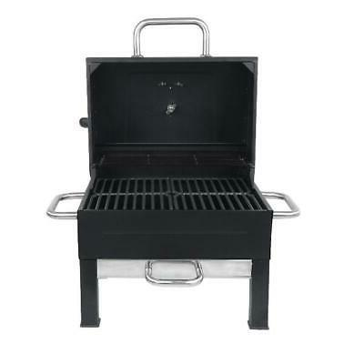 Expert Grill Charcoal Black Stainless