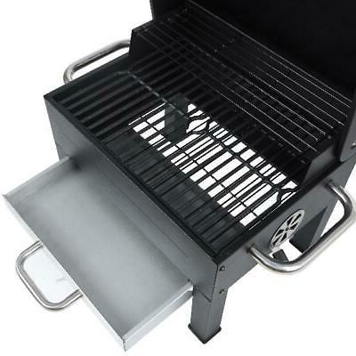 Expert Charcoal Grill, Stainless