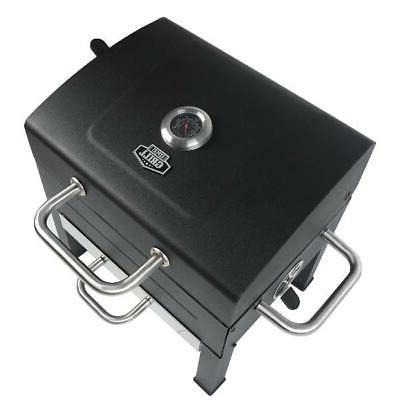 Charcoal Grill, Stainless