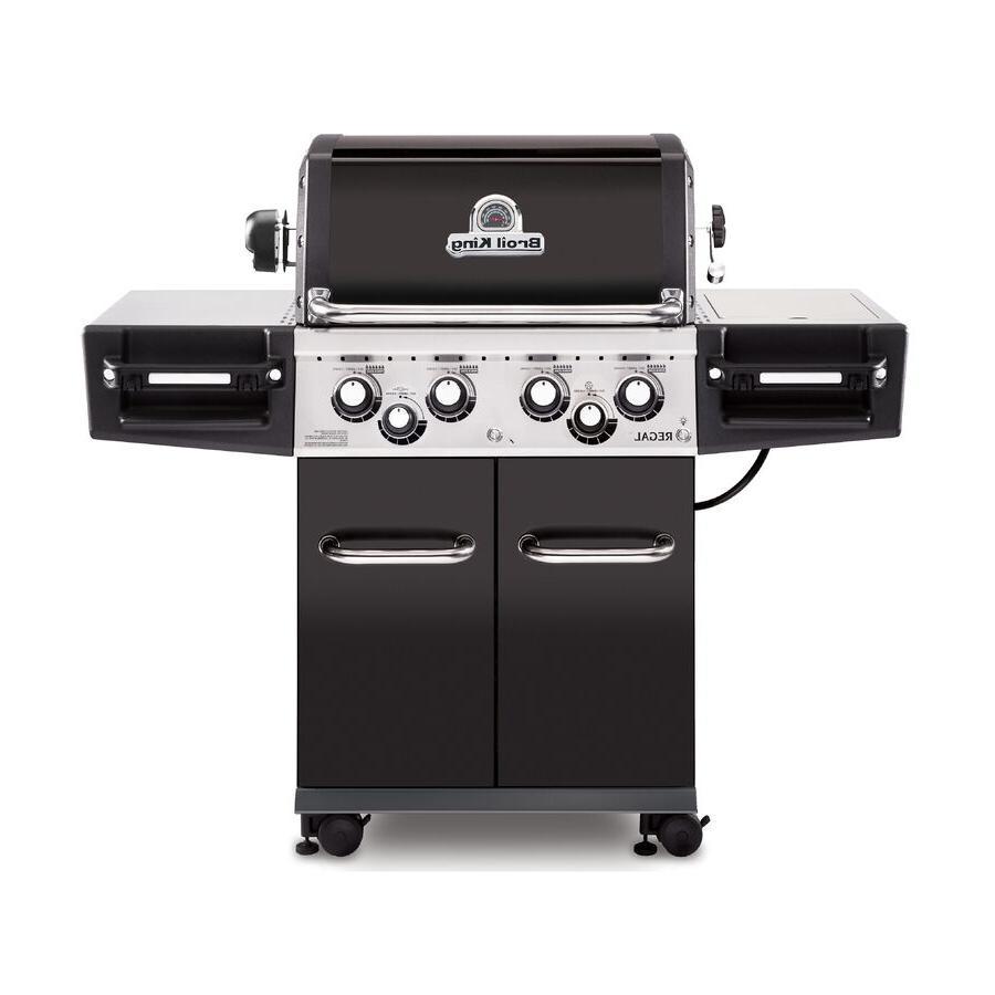 regal nat gas bbq grill 490 black