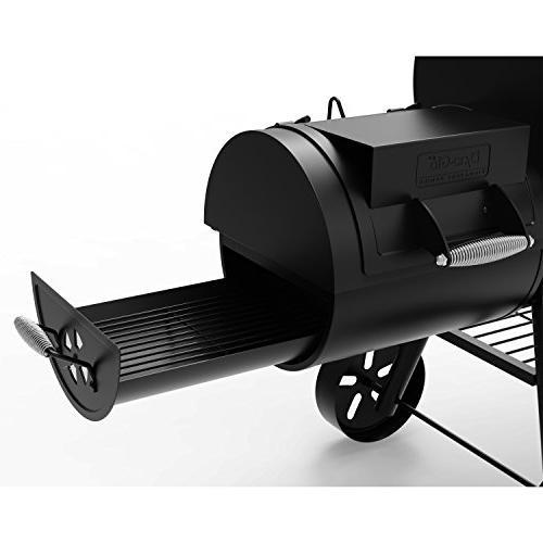 Dyna-Glo Signature Series Barrel Side Firebox