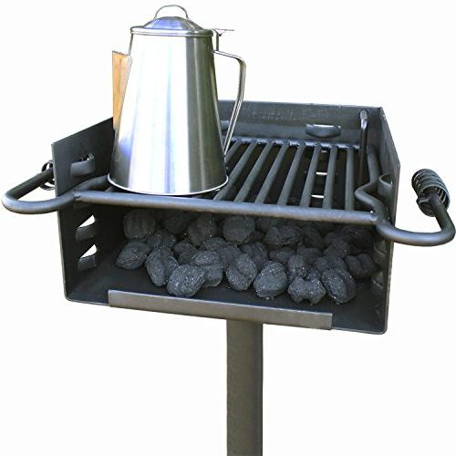 Titan Style Grill w/ Rolling Base Outdoor