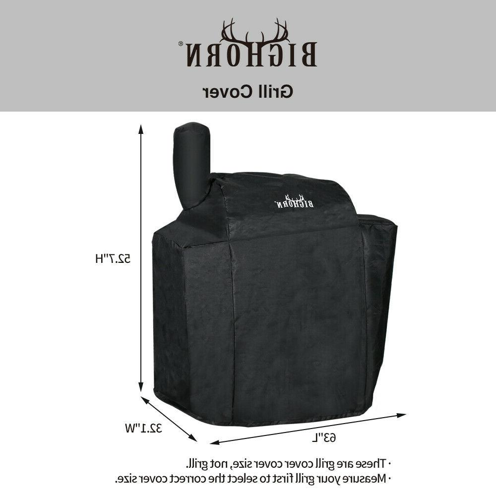 Smoker Heavy Duty Charcoal Grill Cover
