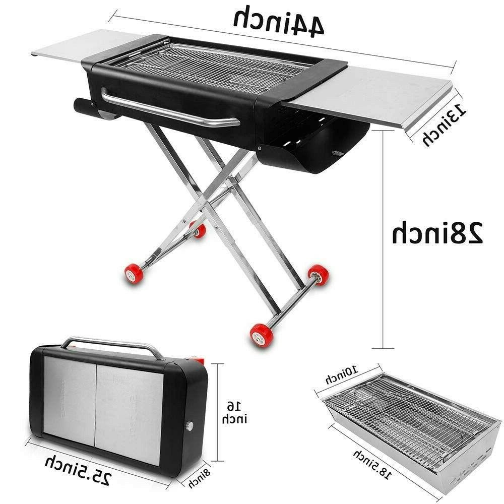 Sougem Folding Portable Grill,
