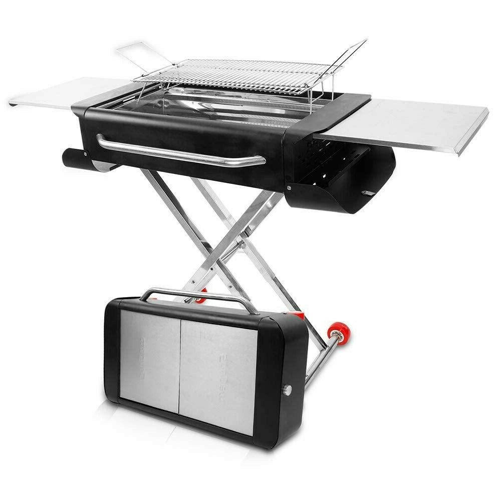 Sougem Folding Portable Grill, Stainless