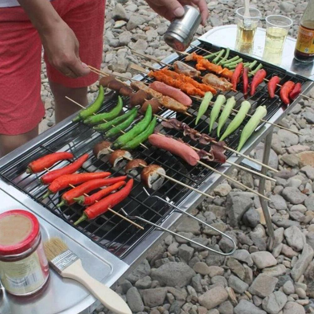 Stainless Grill Portable Stove