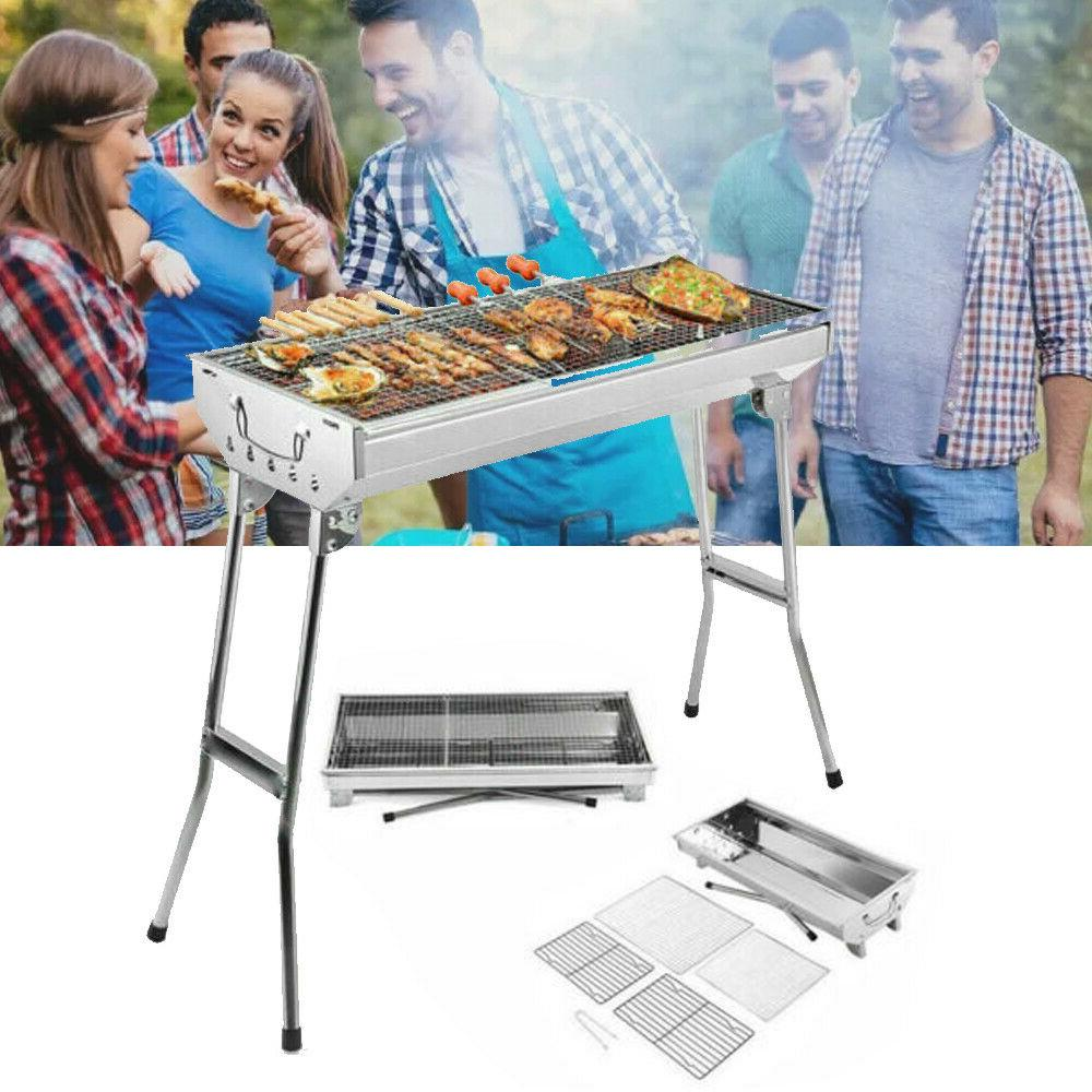 Stainless Grill Stove Shish