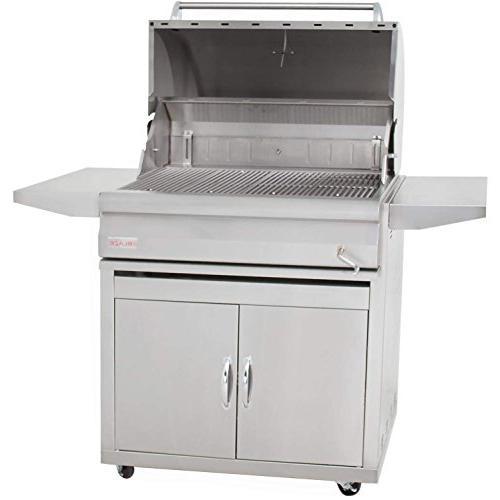 Blaze 32-inch Charcoal with Adjustable ,