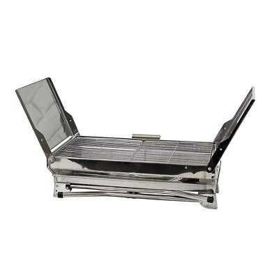 Stainless Charcoal Grill Outdoor Camping