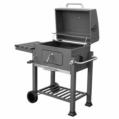 Barton Standing Backyard Premium Charcoal Grill