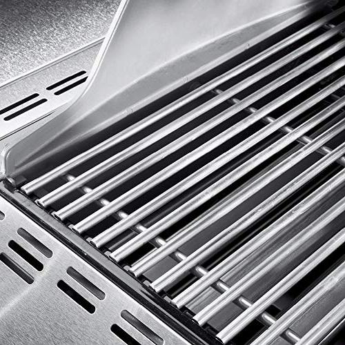 Weber Stainless-Steel Grill
