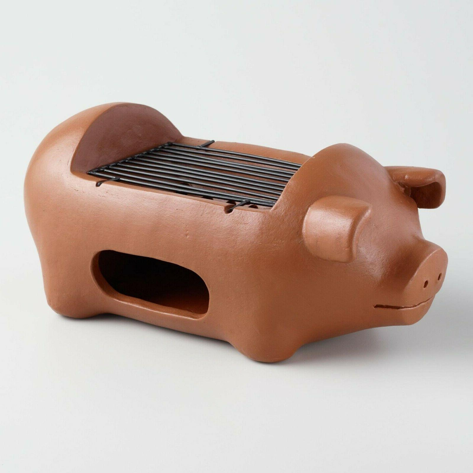 Terracotta Outdoor Charcoal FREE SHIPPING
