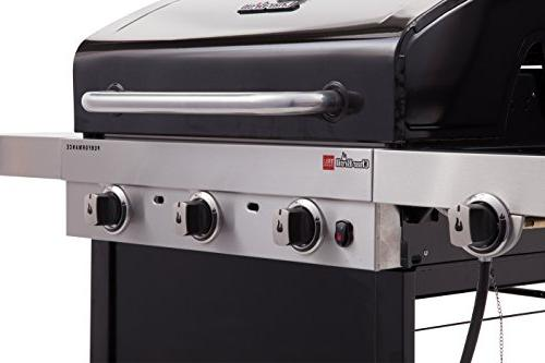 Char-Broil Performance TRU Infrared 450 3-Burner Cart Propane Gas