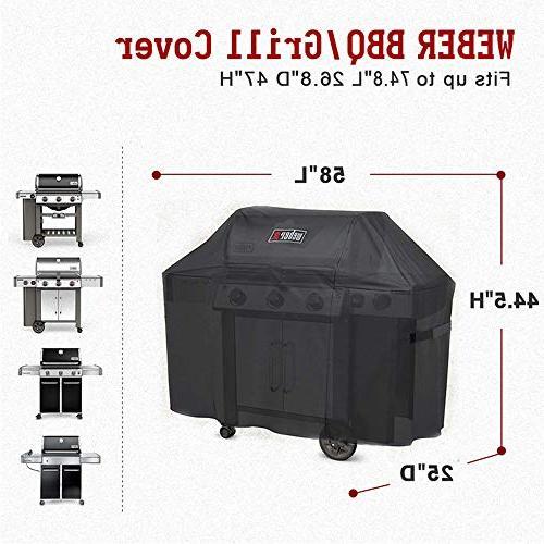Weber 7130 Grill for Weber II Genesis 300
