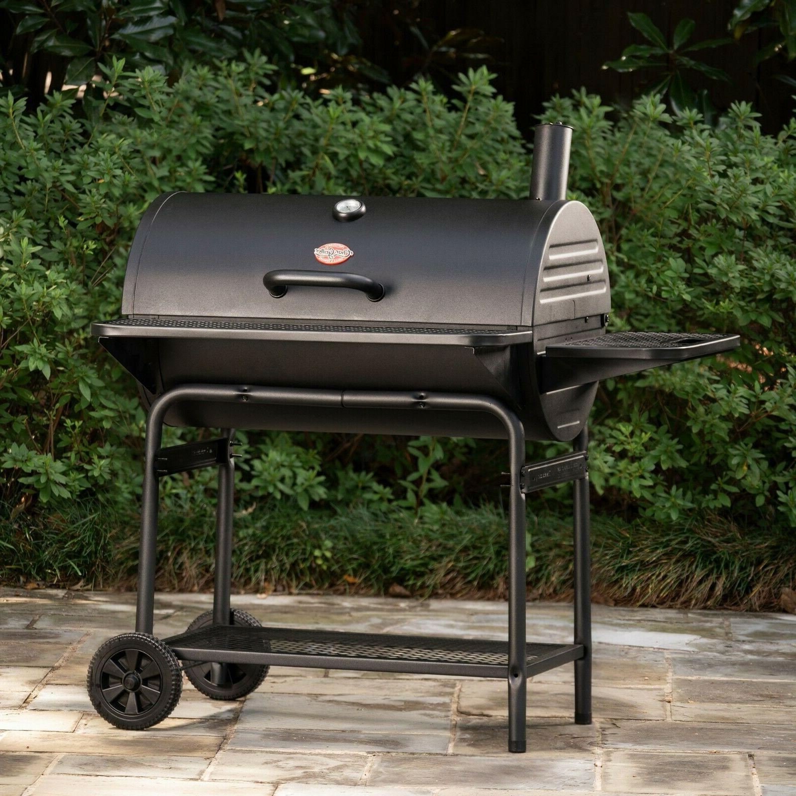 Charcoal Grill Portable Barbeque Pit Backyard Patio Outdoor