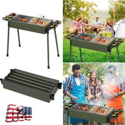 Large Barbecue Charcoal Grill Stove ShishKabob BBQ Patio Bac