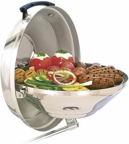 MAGMA MARINE KETTLE CHARCOAL GRILL W/ HINGED LID