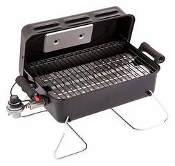 New Charbroil Deluxe Portable Liquid Propane Gas Grill
