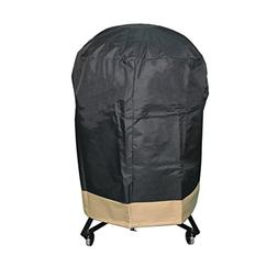 Onlyfire Kamado Grill Cover Fits for Large Big Green Egg,Kam