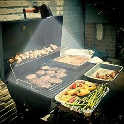 Outdoor Cooking Grill Grilling Light Weber Grill Out BBQ LED