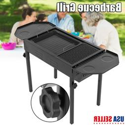 Outdoor Cooking Portable Stainless Steel Charcoal Barbecue G