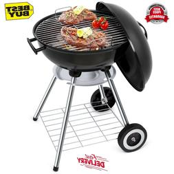 Outdoor Grilling Portable Charcoal Grill 18inch Barbecue Gri