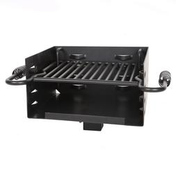 Outdoor Style Grill Charcoal Barbecue Patio Meat Cooker BBQ
