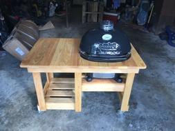 Primo Oval JR 200 Ceramic BBQ Smoker Grill Bake Lump Coal Ou
