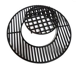soldbbq Porcelain-Enameled Cast-Iron Gourmet BBQ System Grat