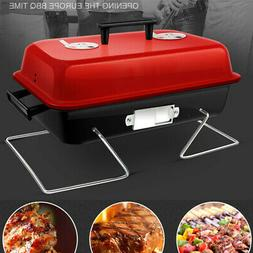 portable barbecue charcoal grill bbq stainless indoor