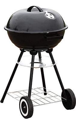 "#1 Portable 18"" Charcoal Grill Outdoor Original BBQ Grill Ba"